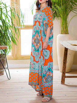 Southampton Kaftan Dress