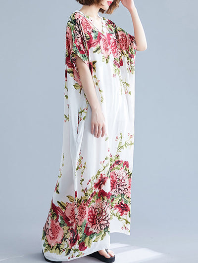 Dupenny Fabulous Maxi Dress