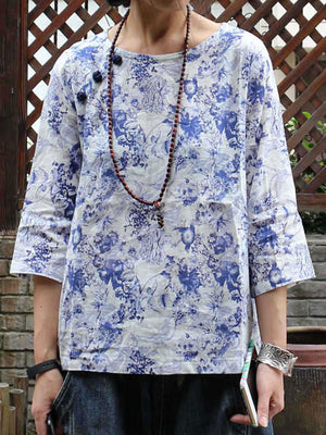 Mini Bloom Tunic Top