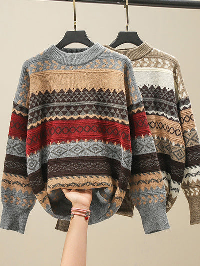 Woods Reversible Sweaters