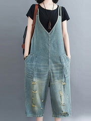 Beachwood Romper Overall Dungarees