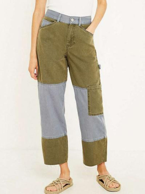 Olive Essential Pants