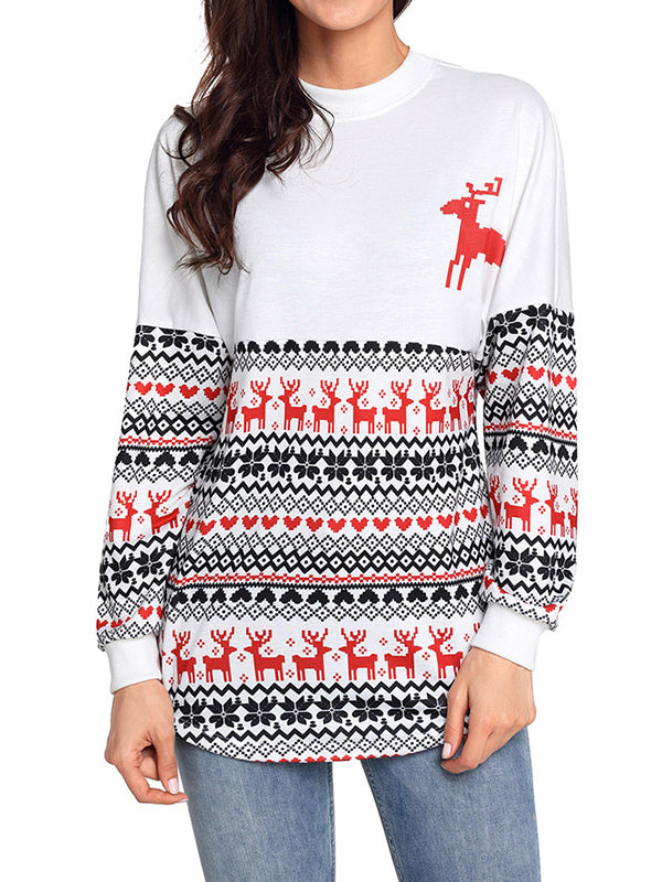 Forest Deers Sweater