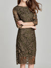 Jackeline Lace Dress
