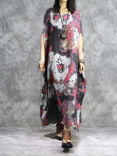 Obviously Edgy Kaftan Dress