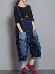 Confidence Style Overall Dungarees