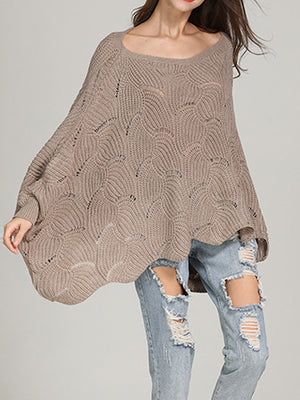Flora Hollow Hook Sweater