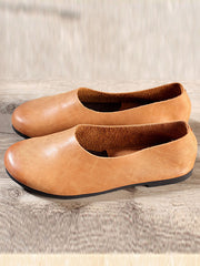 Sally Leather Shoes