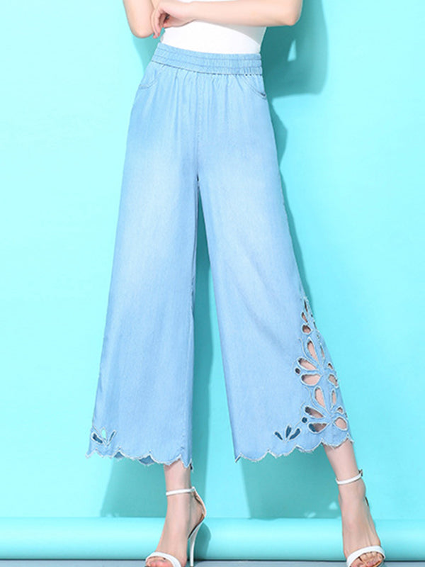 Catolina Wide Leg Pants