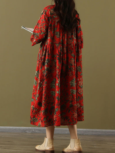 Just This Sway Smock Dress