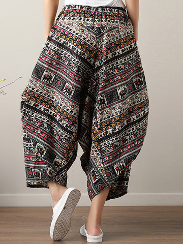 Mystery Surprise Harem Pants