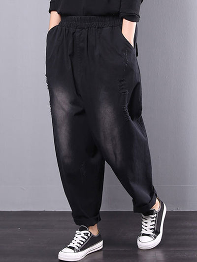 Fall Fixed Pants