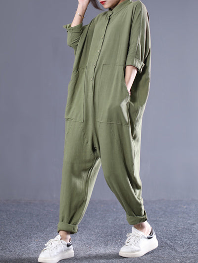 Fundamentally Fun Overalls Jumpsuit