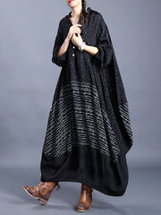 The Happy Soul Silk Kaftan Dress
