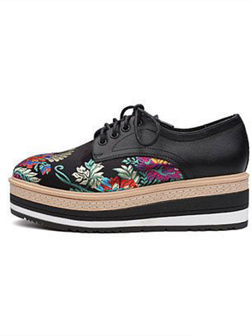United Floral Shoes