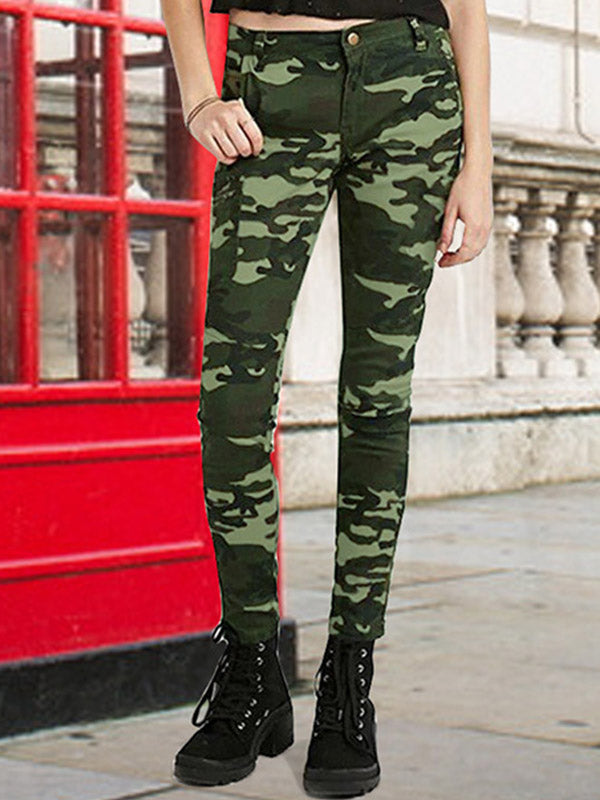 Jewel Camo Pants