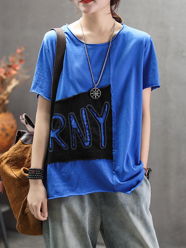 Finding RNY Cotton T-Shirt