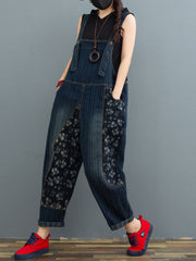 Just Settles Overall Dungarees