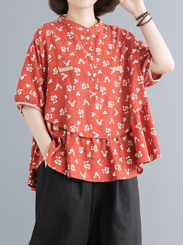 Steadfast Sojourn Ruffle Top