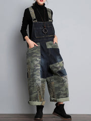 Got Us Fall In Love Overall Dungarees