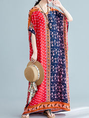 Summer Wind Kaftan Dress