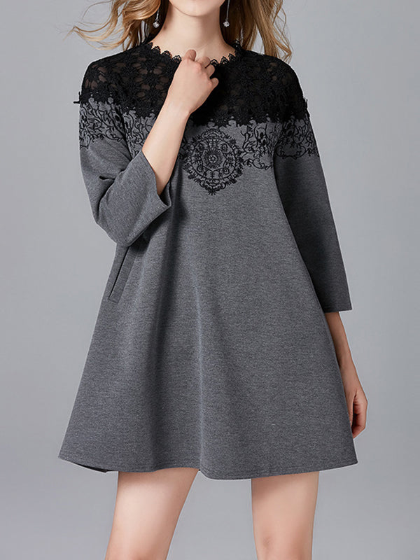 Dark Dreams Tunic Top