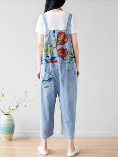 Call It Confidence Overall Dungarees