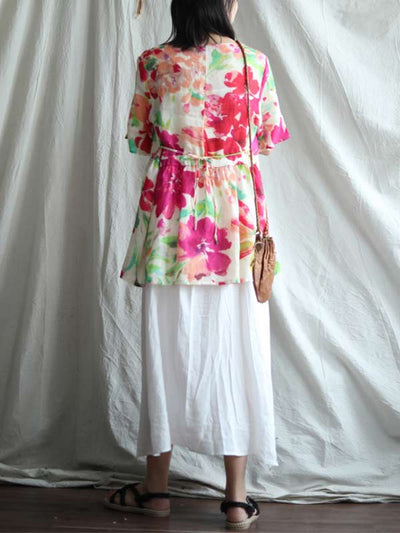 Pleasing as the Breeze Tunic Top