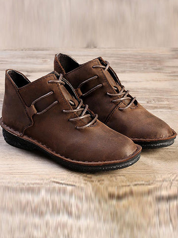 Hopscotch  Leather Shoes