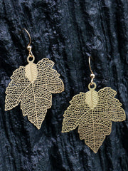 The Autumn Season Dangle Earrings