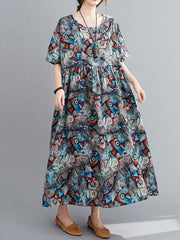 The Best Kind Smock Dress