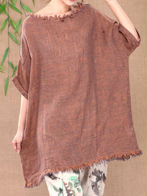 Trafalgar Dolman Sleeve Tunic Top