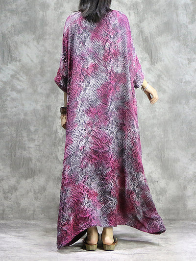 Hawthorne Splash Plus Size Cotton Maxi Dress