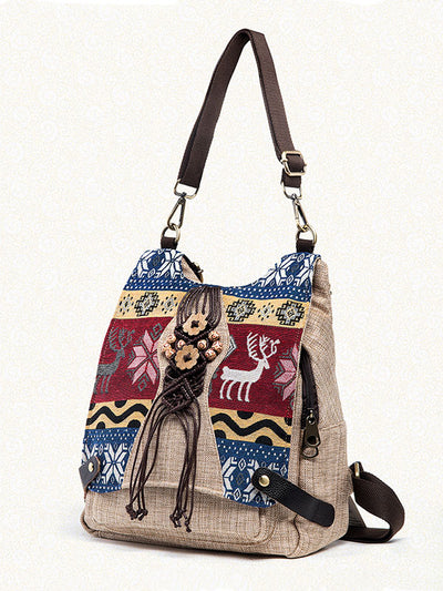 Prompt And Prominent Crossbody Bag