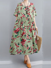 Realized Beauty Smock Dress