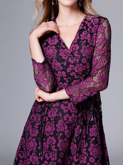 Kady Lace Dress