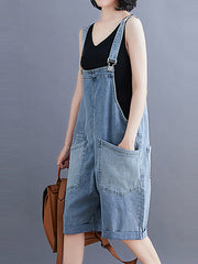 The Farraha Romper Overall Dungarees