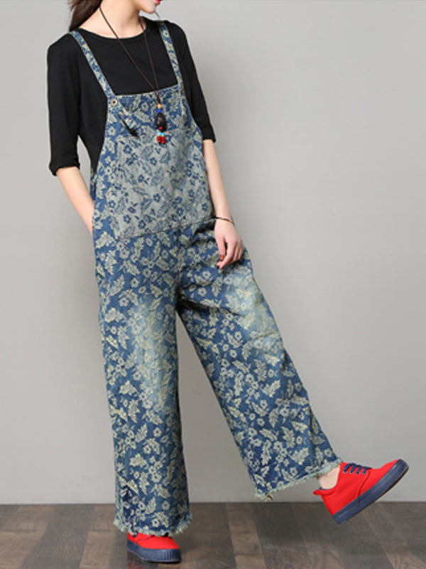 Vine Grove Overall Dungarees