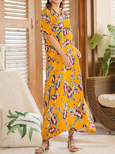 Elegance Ditso Maxi Dress