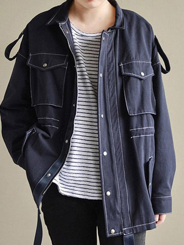 Day Dream Detailed Jacket
