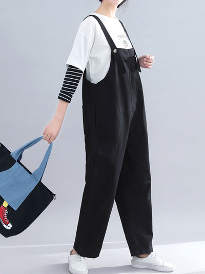 Instantly Easygoing Overall Dungaree