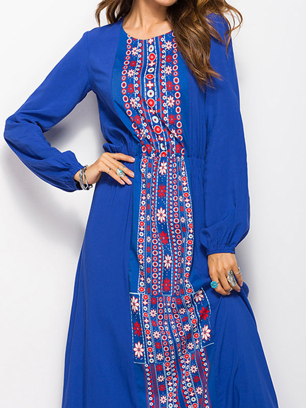 Newport Bunch Maxi Dress