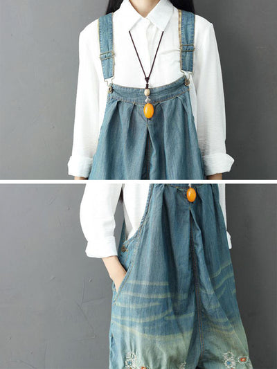 Cleopatra Overall Dungarees