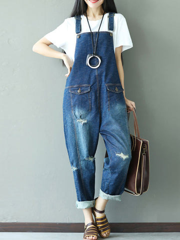 Denim Alley Overall Dungarees