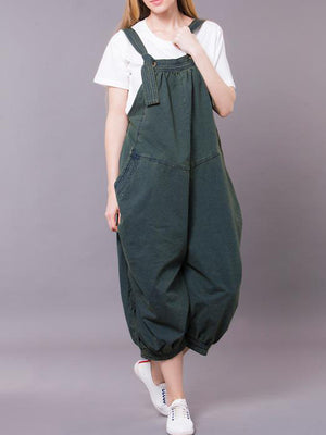 Westie Overall Dungarees