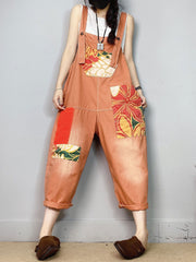 Perfect Inside Overall Dungarees