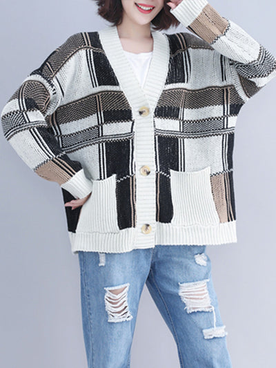 Weather or Not Long Cardigan Sweater