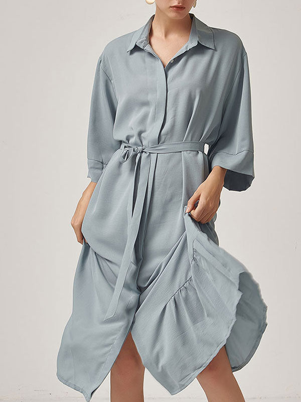Brazen Beauty Shirt Dress