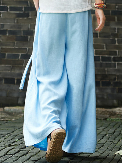 Everyday Essentials Wide Leg Pants