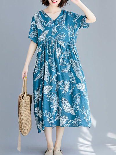 Up to Good Platform Smock Dress